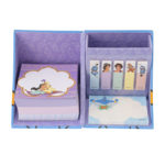 DSJ Aladdin Sticky notes Memo with Pen Stand