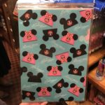 TDR Mickey and Minnie hat design Clear holder set
