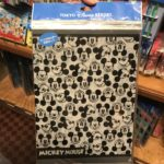 TDR Mickey and friends all over patterned clear holder set
