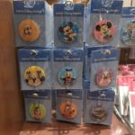 TDR Mickey and Friends tin badge