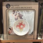 DSJ Tableware Chip and Dale Melamine Brunch Plate and Bowl set Watercolor