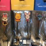 TDR Winnie the Pooh Spoon and Fork set cutlery set