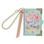 TDR Princess Flower design Ariel Pass Case