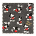 DSJ Mickey Mouse Gold Name Mini Towel