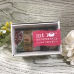 mt 10th anniversary gift box2 washi tapes set et_oh