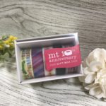 mt 10th anniversary gift box washi tapes set et_oh