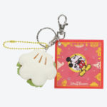 TDR Park Food Glove Shaped Pao (Chinese Bun) Keychain