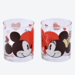 TDR Mickey and Minnie Your Love makes me happy Tumbler Set