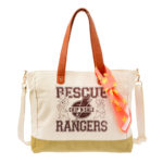 DSJ Chip and Dale Rescue Rangers 2Way Tote Bag