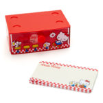 SRO Nostalgic Hello Kitty Memo pad with Stacking Case