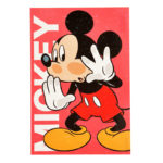 DSJ Mickey Mouse Hologram Stick Postcard