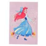 DSJ Ariel Hologram Fish Postcard