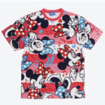 TDR What Fun Minnie Mouse T-Shirts (LL) Japanese Adult Unisex