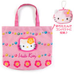 SRO Hello Kitty 45th Eco Bag 90s Pearl