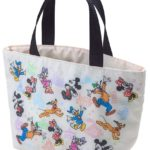 TDR Mickey and Friends Souvenir Lunch Case Lunch Bag