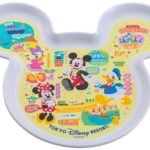 TDR Mickey and Friends Souvenir Plate