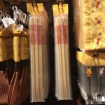 TDR Winnie the Pooh Large Chopsticks for cooking and serveing food