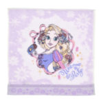 DSJ PRINCESS PARTY Rapunzel Mini Towel with Box