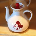TDR Mickey Mouse Chinese Tableware Soy Sauce Dispenser / Pot