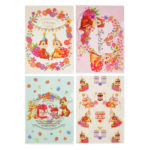 DSJ HELLO CHIP AND DALE Chip and Dale Clear Folder set