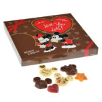DSJ Heartful time Mickey Mouse, Minnie Mouse Chocolate