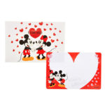 DSJ Heartful time Mickey Mouse Mickey Mouse message card