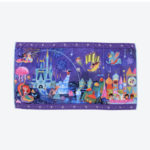 TDR Official Celebration hotel design Wide Bath Towel