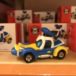 TDR Disney Vehicle Collection Donald's Racing Car Tomica