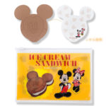 TDR Park Food Stationery Ice Cream Sandwich Sticky Note