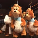 TDR Country Bear Jamboree Wendell Plush Badge