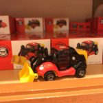 TDR Disney Vehicle Collection Mickey's Wheel loader Tomica