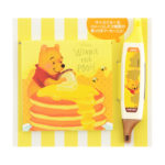 DSJ Pooh Color Pen and Memo (scented)
