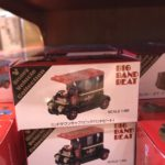 TDR Disney Vehicle Collection Midtown Cab (BIG Band Beat) Tomica
