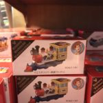 TDR Disney Vehicle Collection Western River Railroad (woody) Tomica