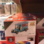 TDR Disney Vehicle Collection Big City Vehicle  Police Wagon Tomica
