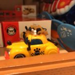 TDR Disney Vehicle Collection Pluto Taxi Tomica