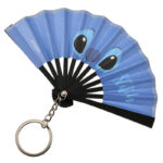 DSJ Stitch Keychain with Holding fan