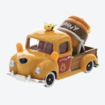 TDR Disney Vehicle Collection Pooh's Mixer Truck Tomica