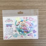 TDR Duffy's Heart Warming Days post card OnHand, Discontinued Item