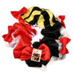 DSJ Villains 2018 Queen of Hearts Scrunchie