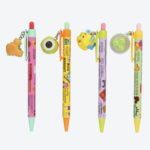TDR Stationery Park Food Ballpoint pen set