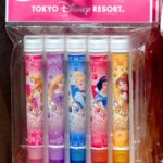 TDR Disney Princess Color Pen Set with Stamp