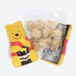 TDR Winnie the Pooh shaped cases Cookies