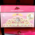 TDR Beauty and The Beast Belle Princess Tiara Memo