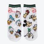 TDR Team Disney Socks 25-27cm Adult Unisex