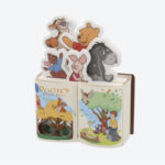 TDR Stationery Winnie the Pooh Memo Pad with Case