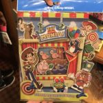 TDR Toy Story MANIA clear holder A4
