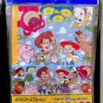 TDR Toy Story Crayon and Sketch Book