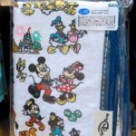 TDR Team Disney Long Face Towel