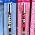 TDR Mickey Mouse STYLE FIT 5 color Ballpoint pen
